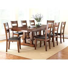 modern dining room tables seats 8 table glass chairs for