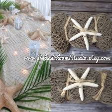 starfish decorations wedding decorations starfish fishnet decor starfish