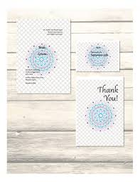 Wedding Invitations And Thank You Cards Set Of Nikah Wedding Invitation Rsvp U0026 Thank You Cards