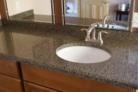 bathroom design chic recycled glass countertops for countertop ideas