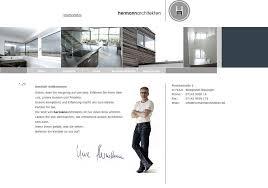 architektur homepage leistungen werbeagentur wendelin wolf