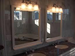 Bathroom Mirror Lights Bathroom Mirrors With Lights Higrand Co