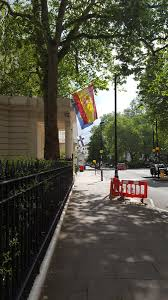 Why Are The Flags Flying Half Mast Embassy Of Spain Uk On Twitter