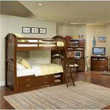 Bunk Beds Las Vegas Coaster Wrangle Hill Amber Wash Storage Bunk Bed Las Vegas