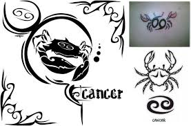 zodiac cancer tattoo designs picsmine