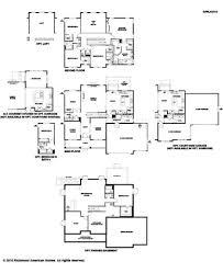 Richmond American Floor Plans Darla Plan At Royal Farms In Riverton Utah By Richmond American Homes