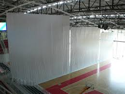 gym divider curtains croatian special products