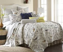French Toile Bedding Pottery Barn Matine Toile Quilt 2683
