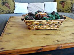 colored coffee tables the accidental tri colored table the boondocks blog