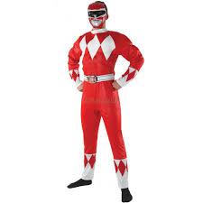 power ranger halloween costumes for kids deluxe mens muscle chest superheroes superhero movie fancy