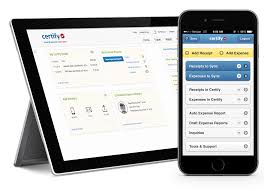 App For Expense Reports expense report software for small businesses certify