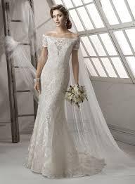 Off The Shoulder Wedding Dresses Get The Trend At Any Budget Off The Shoulder Wedding Gowns