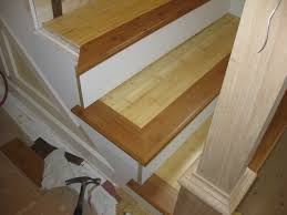 photo alluring installing laminate stair nose stair nosing for