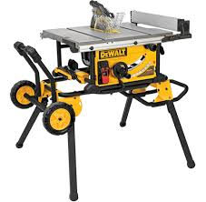 skil portable table saw dewalt dwe7491rs 10 inch jobsite table saw review