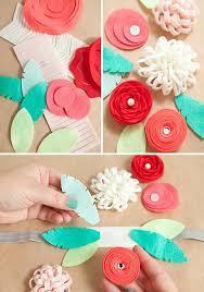 felt flower headband something turquoise felt flower headband kit