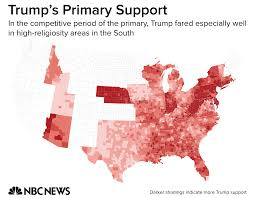 Nbc Election Map by Merry Christmas U0027 Versus U0027happy Holidays U0027 Why Trump May Prefer The