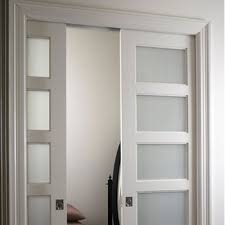 pantry door with frosted glass double pocket doors for laundry room frosted glass to match