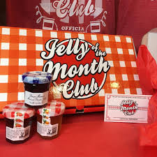 gift of the month jelly of the month club christmas vacation gifts jelly