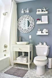 impressing beach decor bathroom decorative accessories in home