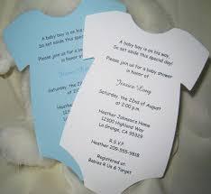 onesie baby shower invitation u2013 diabetesmang info