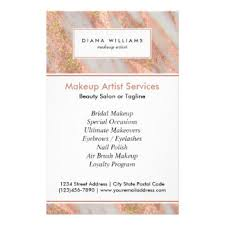 Professional Makeup Artist Supplies Makeup Artist Flyers U0026 Programs Zazzle