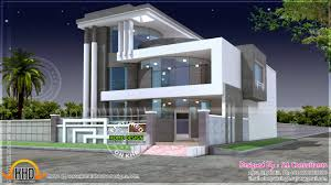 New Contemporary Home Designs In Kerala Mix Collection Of 3d Home Elevations And Interiors Kerala Home