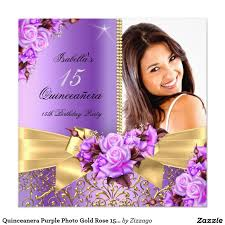 design simple invitation cards for 15th birthday with speach