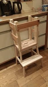kitchen helper stool ikea ikea hackers lucy u0027s learning tower furniture pinterest