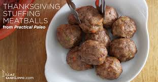 easy recipe thanksgiving meatballs from practical