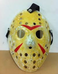 new cute halloween mask old jason voorhees masquerade party friday