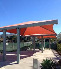 Wind Sail Patio Covers by Shoreline Awning U0026 Patio Inc Shade Sails
