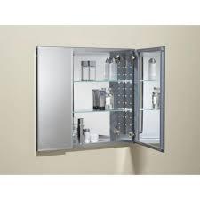 bathroom cabinets awesome kohler mirrored medicine cabinet for