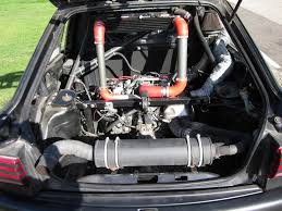 pennock u0027s fiero forum anyone know i a boxer engine will fit by