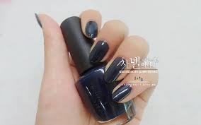 sara nail opi nail navy nail color san francisco collection