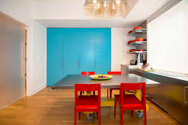 Universal Design Kitchen by Bright Harlem Apartment Features Transformative Rooms And Is