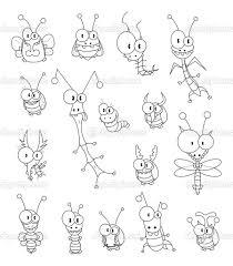 cicada coloring pages preschool and kindergarten