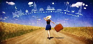 deciding where to travel next