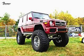 bagged mercedes wagon this g class wants to become a monster truck autoevolution