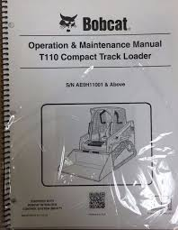 business u0026 industrial manuals u0026 books find bobcat products