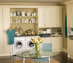 White Laundry Room Cabinets by Articles With Organizing Your Laundry Room Without A Budget Tag
