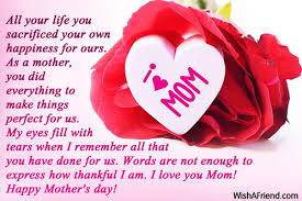 to the best mom happy mother s day card birthday mother s day messages