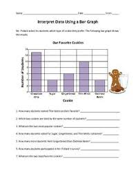 best ideas of interpreting data from graphs worksheets in free