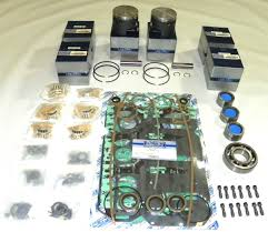 mercury 210 hp sport jet carbureted power head rebuild kit pwc