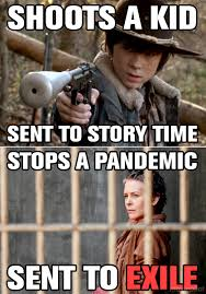 Carol Twd Meme - carol peletier memes page 2 walking dead forums