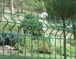 cloture de jardin pas cher panneaux grillage pas cher cloture de jardin idmaison