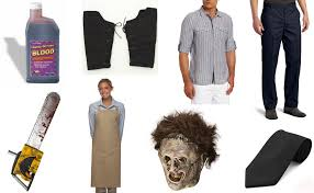 leatherface costume leatherface costume diy guides for