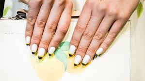 summer nail color trends 2014 nail trends for 2014 altered french and the half moon