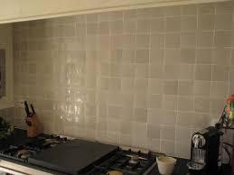 zellige de cuisine zellige dans les tons gris zellige céramiques du beaujolais