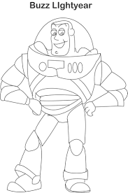 disney toy story coloring pages printable with buzz lightyear