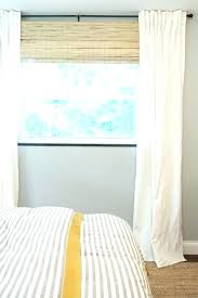 White Curtains For Bedroom White Curtains For Bedroom Window Headboard Between Windows